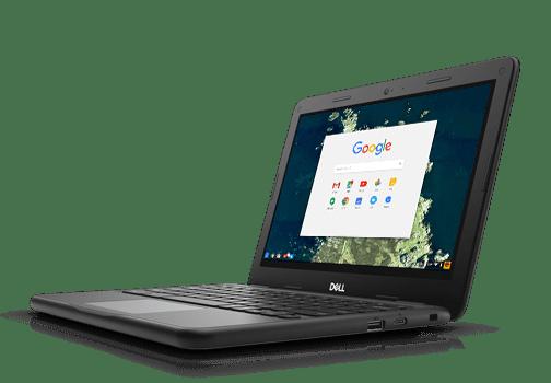 Dell Chromebook 5190 edu w/ N3450