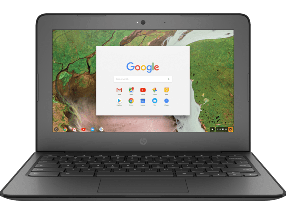 HP Chromebook 11 G6 EE w/ N3350