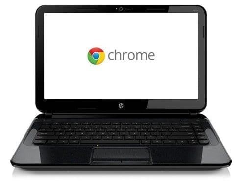 HP Pavilion 14 Chromebook