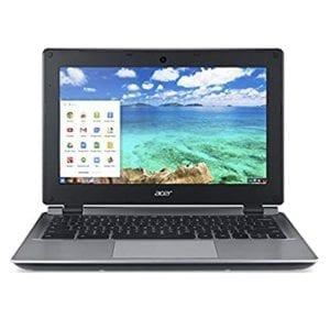Acer C730 Chromebook w/N2940-4GB