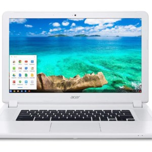 Acer Chromebook 15 w/ Core i3