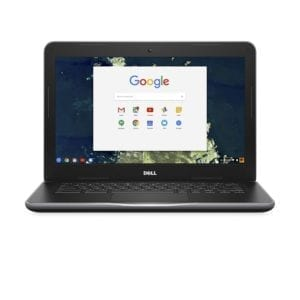 Dell Chromebook 3180 Edu w/Intel Celeron 3855U- 4/32GB