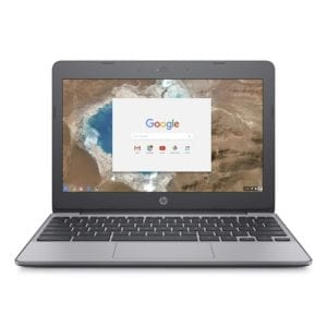 HP Chromebook 11 G5 w/Touch-4GB