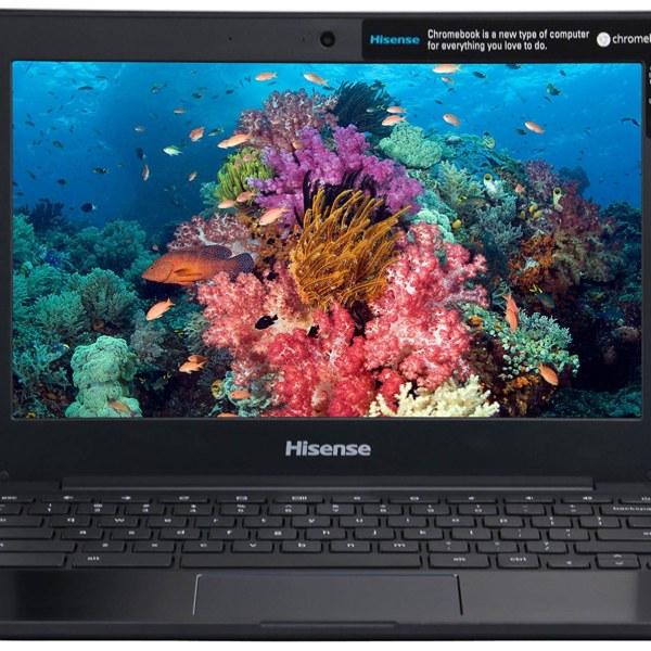 Hisense Chromebook C11/12 w/16GB