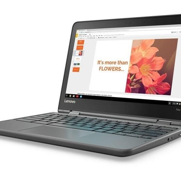 Lenovo Flex 11 Chromebook w/Touch