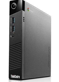 Lenovo Thinkcentre Chromebox w/Intel Core i3-5005U