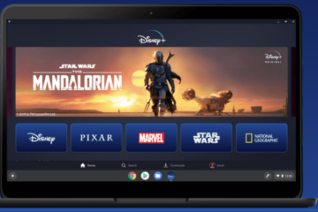 Chromebook Disney Plus Deal